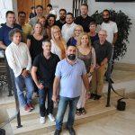 3ème rencontre du projet d'e-santé SoCaTel à Nicosia, Chypre