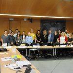Réunion de lancement du projet d'e-santé SoCaTel