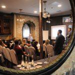 Réunion du projet d'e-santé SoCaTel à l'invitation de Trinity College Dublin