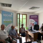 SoCaTel : Première session de test utilisateur en France !